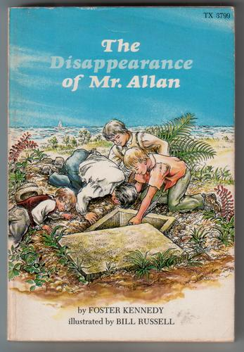 The Disappearance of Mr Allan