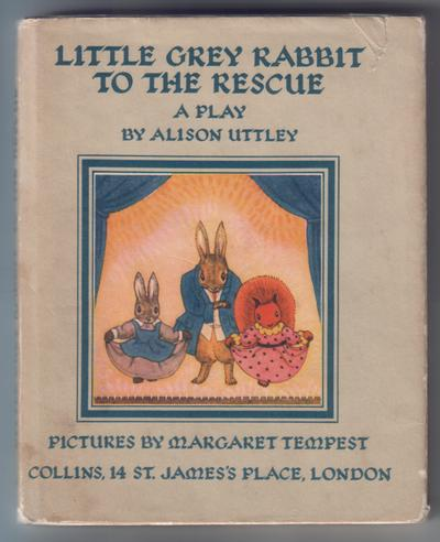 Little Grey Rabbit to the Rescue