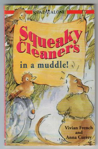 Squeaky Cleaners in a Muddle