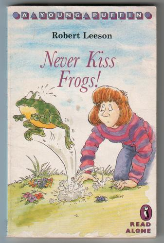 Never Kiss Frogs