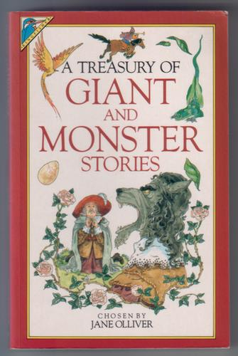A Treasury of Giant and Monster Stories