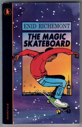 The Magic Skateboard
