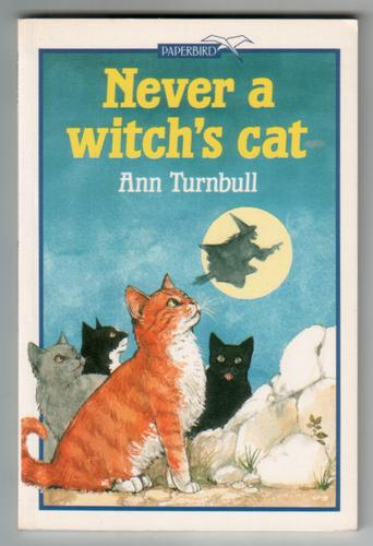 Never a Witch's Cat