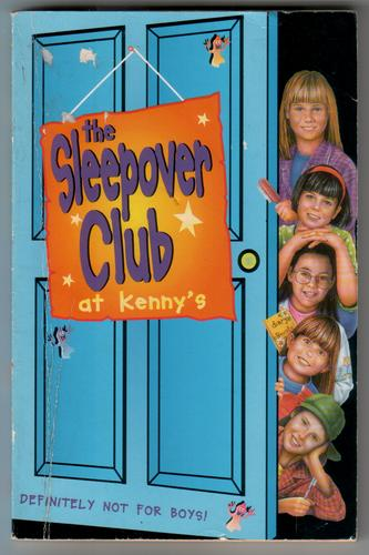 The Sleepover Club at Kenny's