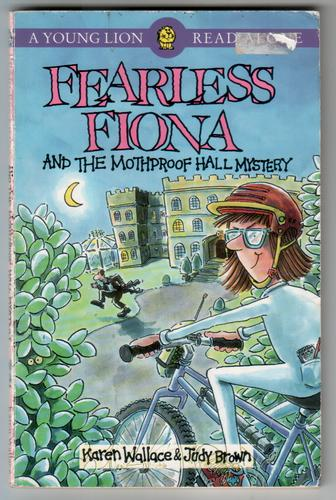 Fearless Fiona and the Mothproof Hall Mystery