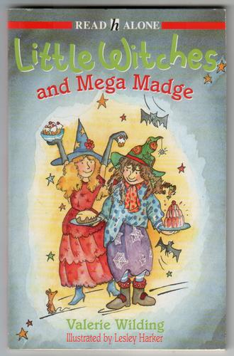 WILDING, VALERIE - Little Witches and Mega Madge
