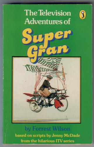 The Television Adventures of Super Gran