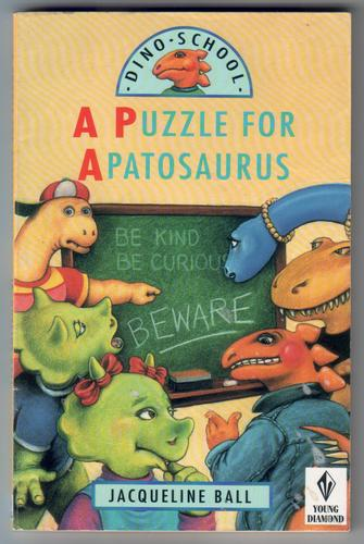 A Puzzle for Apatosaurus