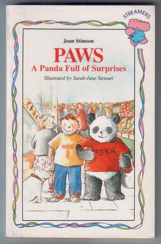 Paws: A Panda Full of Surprises