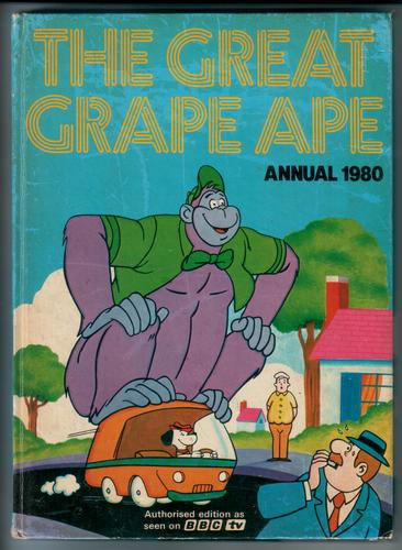 The Great Grape Ape Annual 1980