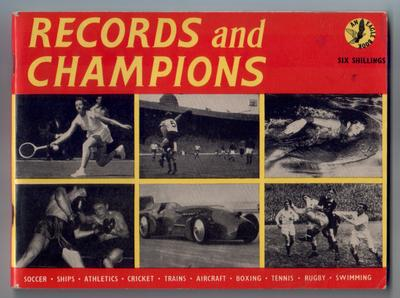 Records and Champions