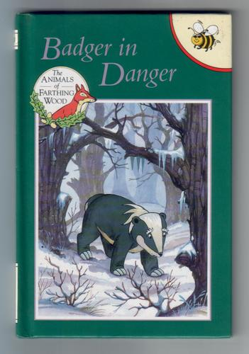 Badger in Danger