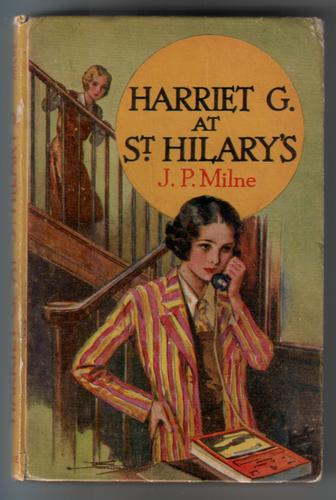 Harriet G. at St. Hilary's