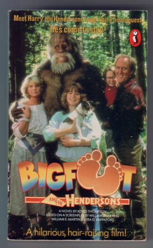 Bigfoot and the Hendersons
