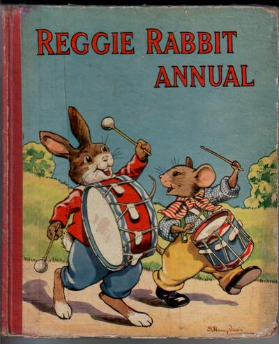 Reggie Rabbit Annual