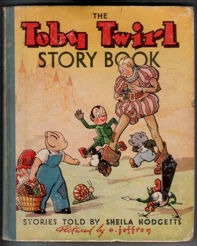 The Toby Twirl Story Book