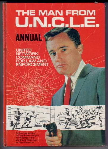 The Man from U.N.C.L.E. Annual