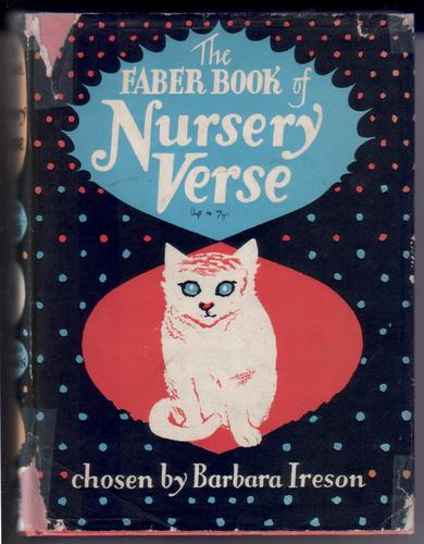 The Faber Book of Nursery Verse