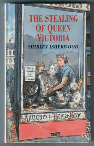 The Stealing of Queen Victoria