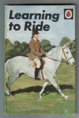 Learning to Ride by Margaret Hickman