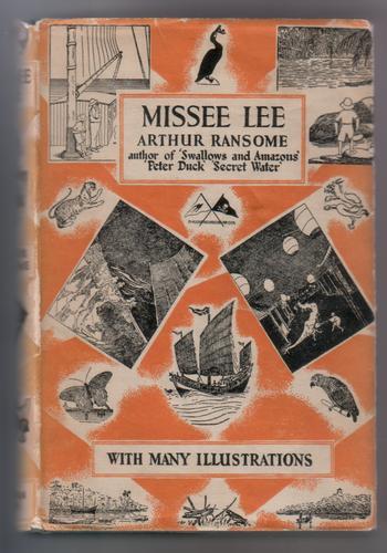 Missee Lee By Arthur Ransome Children S Bookshop Hay On Wye border=