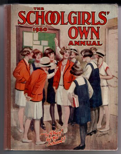 The Schoolgirl's Own Annual 1930