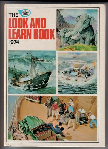 Look and Learn Book 1974