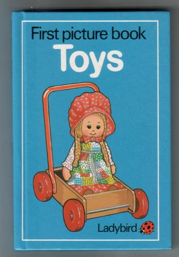 First Picture Book: Toys