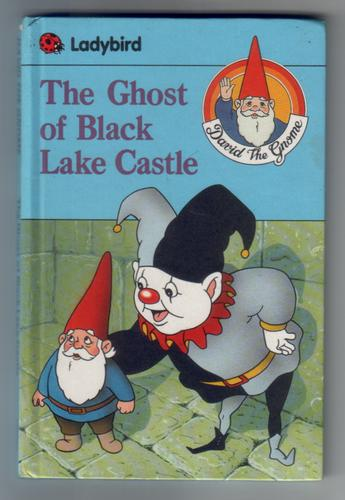 The Ghost of Black Lake Castle