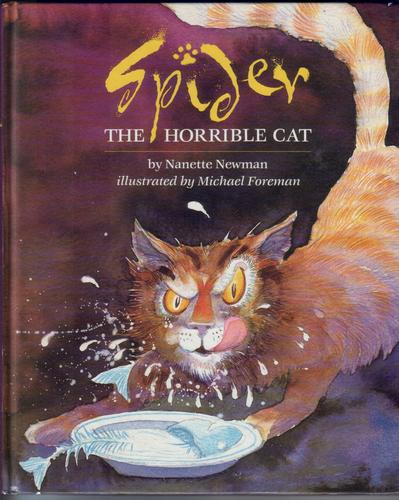 Spider, The Horrible Cat