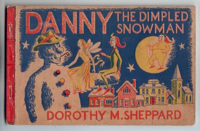 Danny the Dimpled Snowman