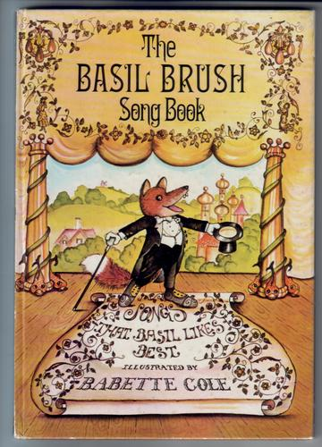 The Basil Brush Song Book