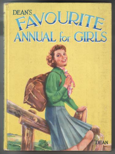 Dean's Favourite Annual for Girls