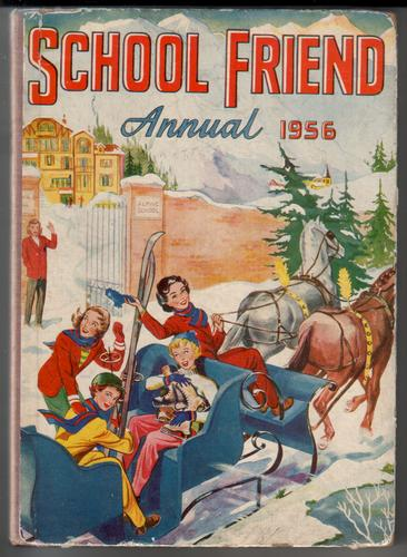 School Friend Annual 1956