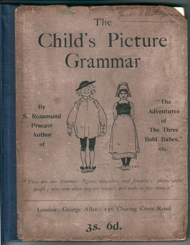 The Child's Picture Grammar