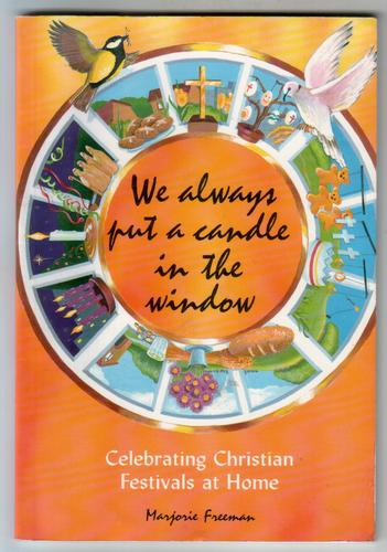 We always put a candle in the window by Marjorie Freeman