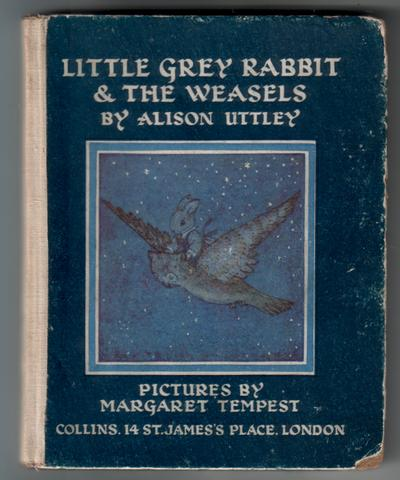 Little Grey Rabbit and the Weasels