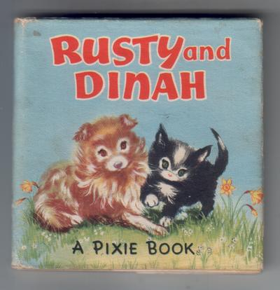 Rusty and Dinah by Tessa Mills