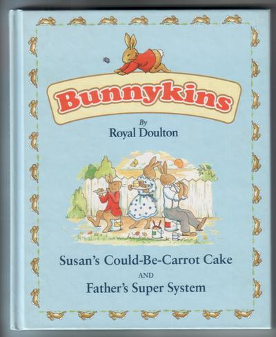Susan's Could-Be-Carrot Cake and Father's Super System