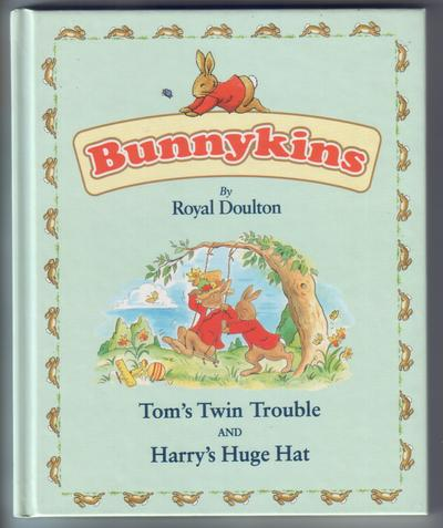 Tom's Twin Trouble and Harry's Huge Hat