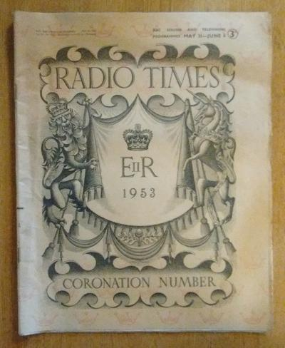 Radio Times May 29 1953 - Coronation Number