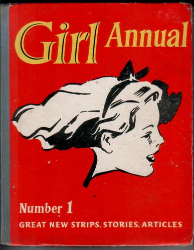 Girl Annual No. 1
