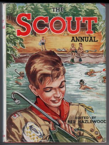The Scout Annual 1959