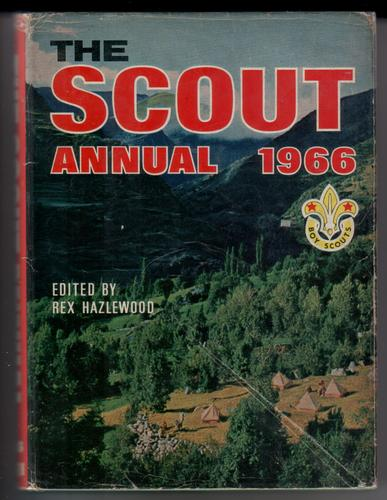 The Scout Annual 1966