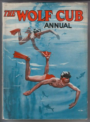 The Wolf Cub Annual 1958