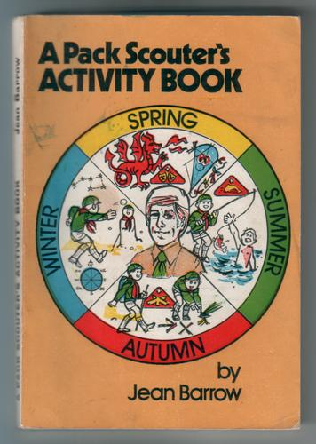 A Pack Scouter's Activity Book