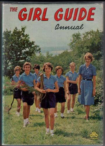 Girl Guide Annual 1963