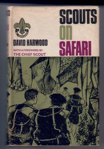 HARWOOD, DAVID - Scouts on Safari