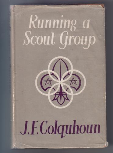 Running a Scout Group