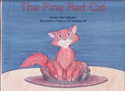 The Fine Red Cat